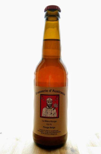 la bière rouge